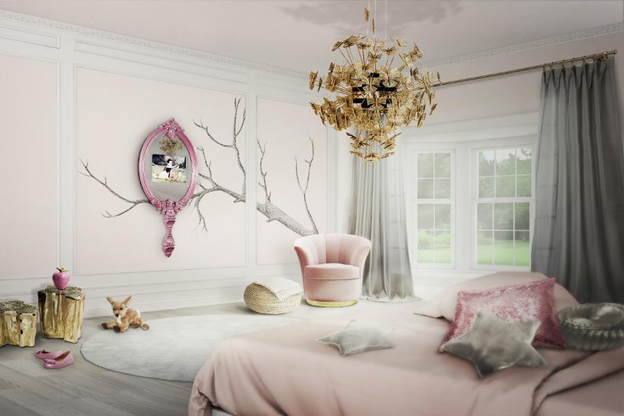 Idées des Chambres d'Enfants: 5 Miroirs Muraux que Vous Allez Adorer! magical mirror ambience circu magical furniture 01
