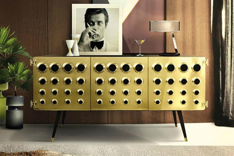10 Stands à ne pas manquer à Isaloni 2018 monocles sideboard furniture interiors deco slashitmag 1