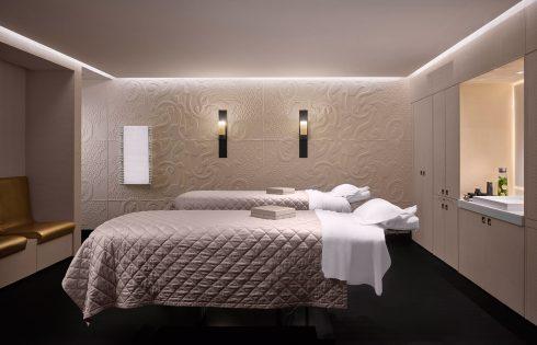 L'Hotel Métropole Monte-Carlo Fait Confiance A La Marque Brabbu  L'Hotel Métropole Monte-Carlo Fait Confiance A La Marque Brabbu salle de soins fond