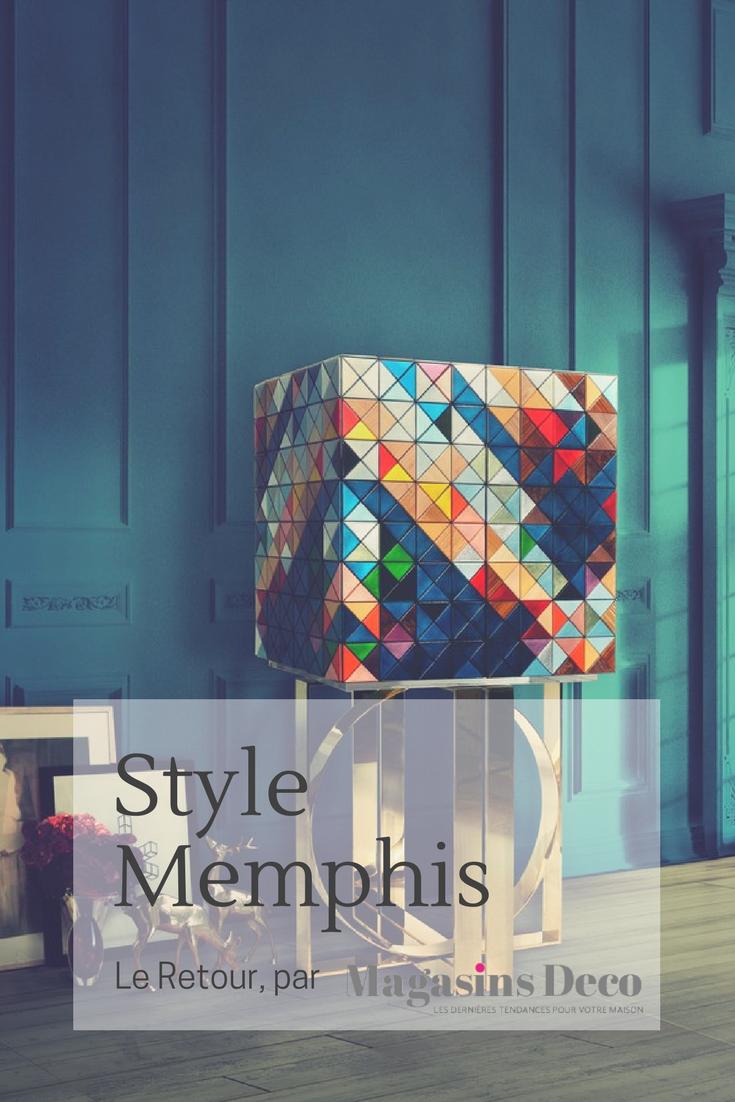 Prépare-Toi pour Le Retour du Style Memphis 9