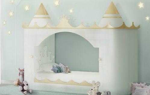 Un Décor Genre Neutre Pour Les Enfants Que Vous Aimerez A Royal Gender Neutral Kids Bedroom Theme Youll Absolutely Love 3 498x315