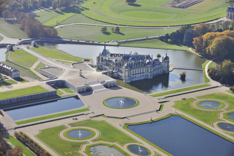 Les jardins de Chantilly  Top 10 Des Jardins Mythiques A Découvrir ce Printemps Chantilly
