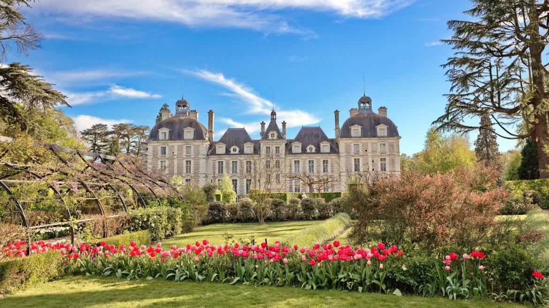 Les jardins de Giverny  Top 10 Des Jardins Mythiques A Découvrir ce Printemps Cheverny