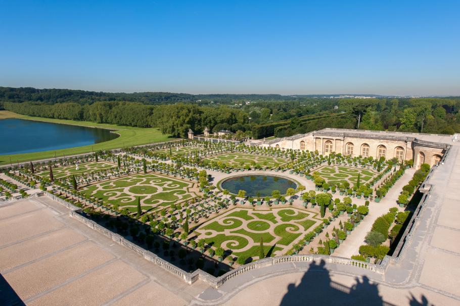 Les jardins de Versailles  Top 10 Des Jardins Mythiques A Découvrir ce Printemps Versailles