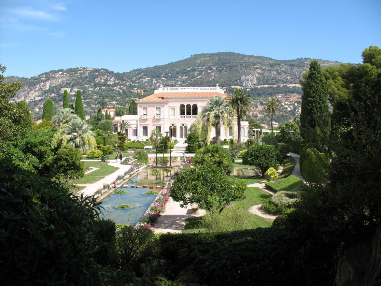 Les jardins de la Villa Ephrussi   Top 10 Des Jardins Mythiques A Découvrir ce Printemps Villa ephrussi