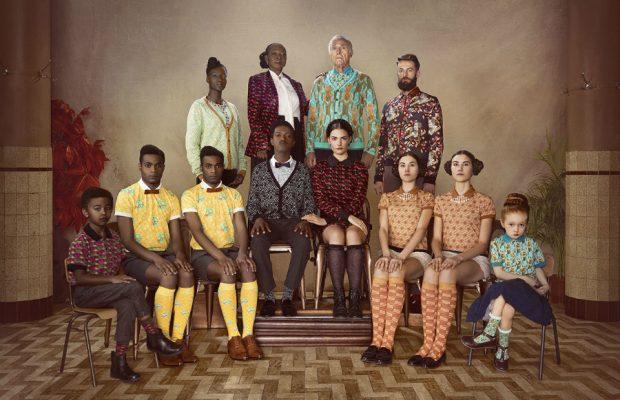 Mosaert, le Label Créatif de Stromae, á Sorti une Collection pour Bon Marché