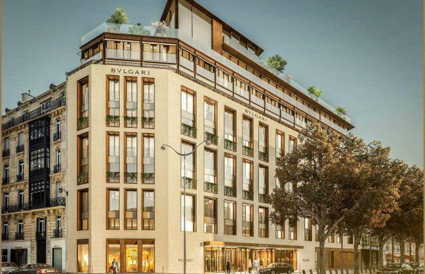 Hôtel Bulgari Paris: un Nouveau Hotspot de Huxe dans la Ville des Lumières