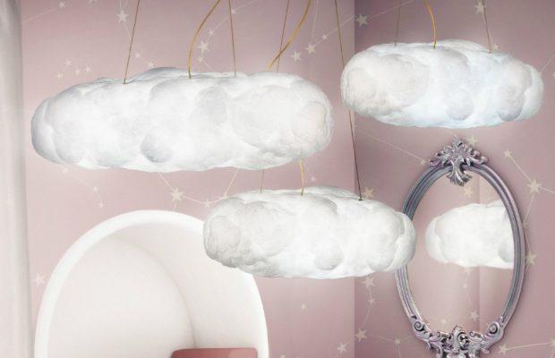 Décor des Chambres des Enfants : Les Meilleures Lampes de Plafond