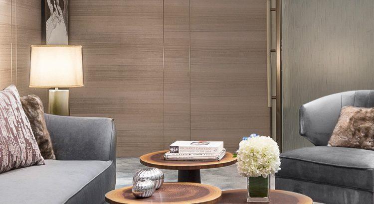 Bureaux  Les bureaux La Cresta par PTANG Studio interiordesign 750x410