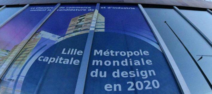 Lille : Capitale Mondiale du Design 2020