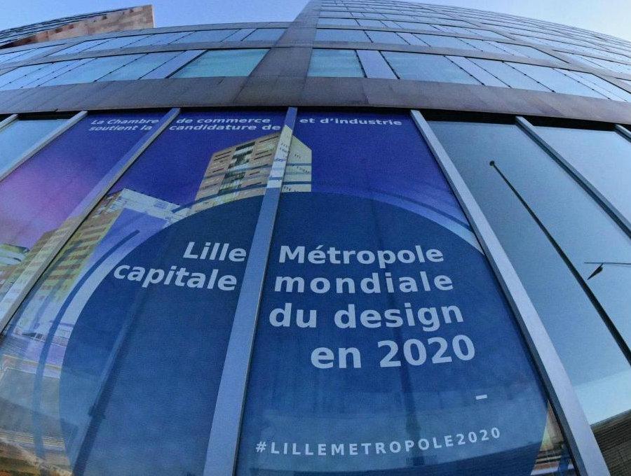 Lille : Capitale Mondiale du Design 2020 B9713496489Z