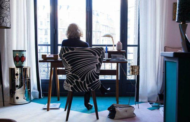 Un Intérieur Chic et Élégant Imaginé Par Anne Sophie Pailleret
