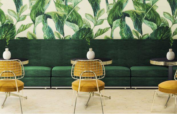 Tendances Déco: Le Glamour de Miami Dans Votre Maison restaurant hotel b aires 620x400