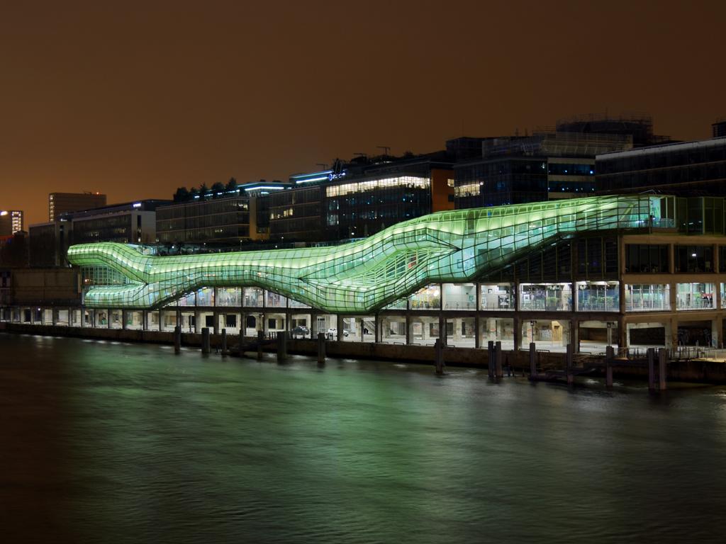 Top 5 des meilleurs endroits de Paris où célèbrer le design cite design dock Badachaboum Paris