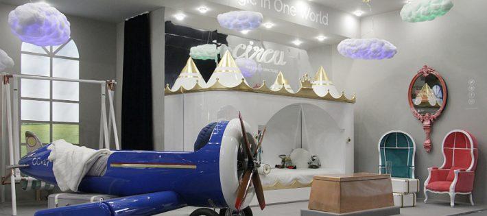 Le mobilier Circu Magical fait ses débuts sur LUXE TV isaloni italy apr 2018 circu magical furniture 3 710x315