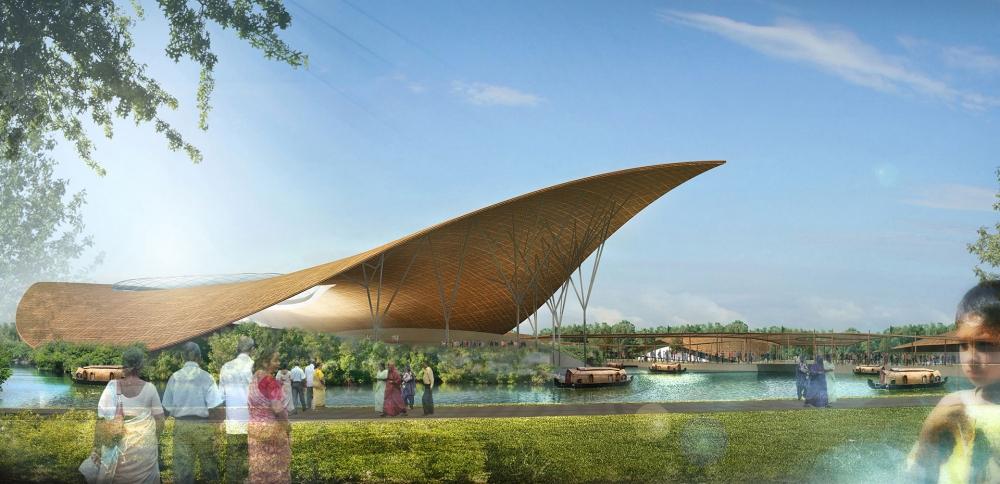 Pourquoi Jacques Rougerie est l'architecte du développement durable ? 0Kochi 1920x930