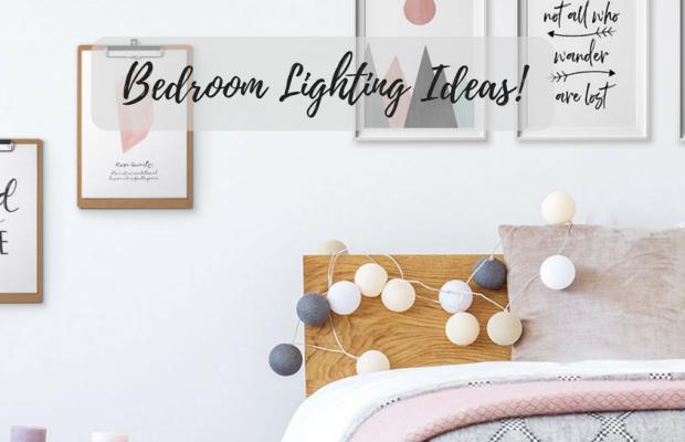 8 IDÉES D'ÉCLAIRAGE DE CHAMBRE POUR UN ÉTÉ RAFRAÎCHISSANT! 8 Bedroom Lighting Ideas For A Summer Refresh 620x400