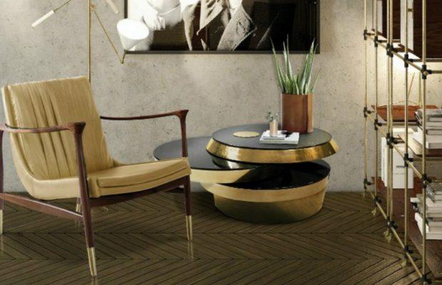 Tendances de Design d'Intérieur: Comment Avoir un Salon du Style Milieu du Siècle