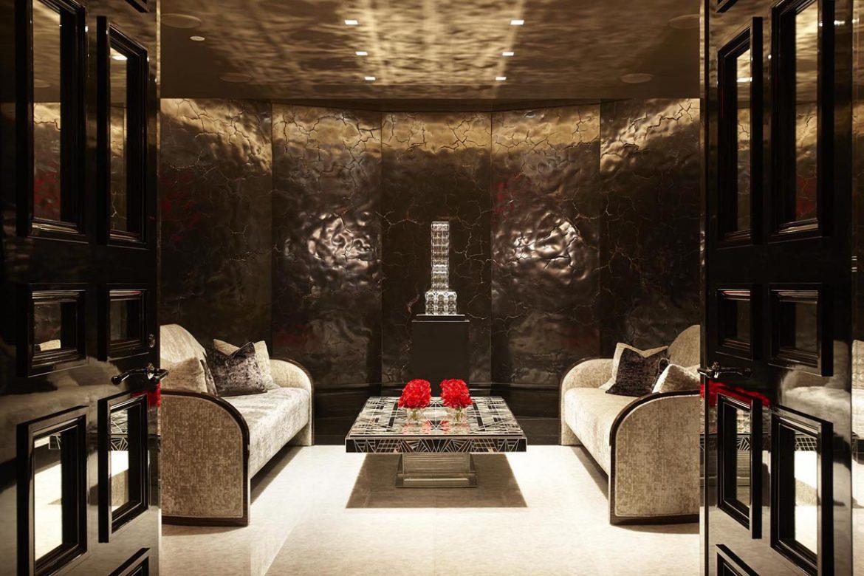 Gilles & Boissier - L'innovation en Noir et Blanc Baccarat hotel NYC