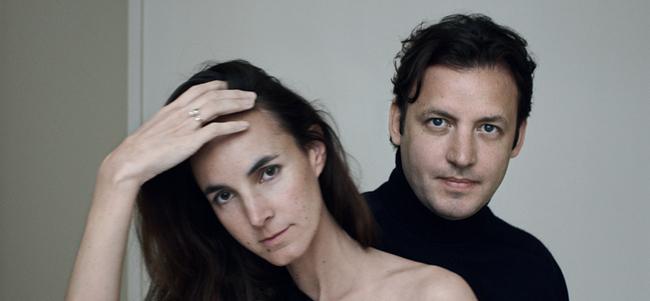 Gilles & Boissier – L'innovation en Noir et Blanc Patrick GILLES Dorothee BOISSIER 3658 CMJNv2