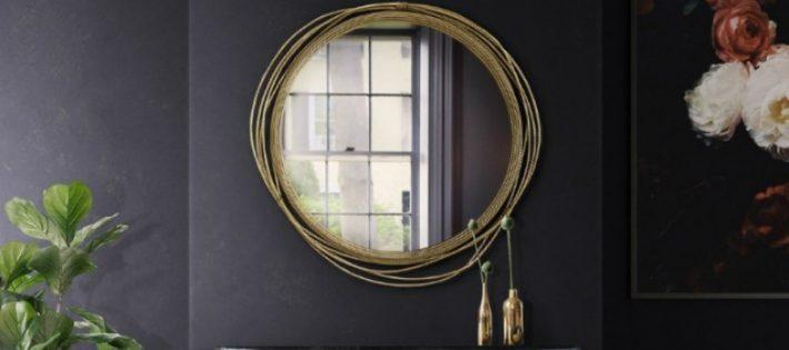 Ces Miroirs Muraux Brabbu sont Tout ce Dont Votre Salon a Besoin Remarkable Wall Mirrors That Add Interest 1 710x315