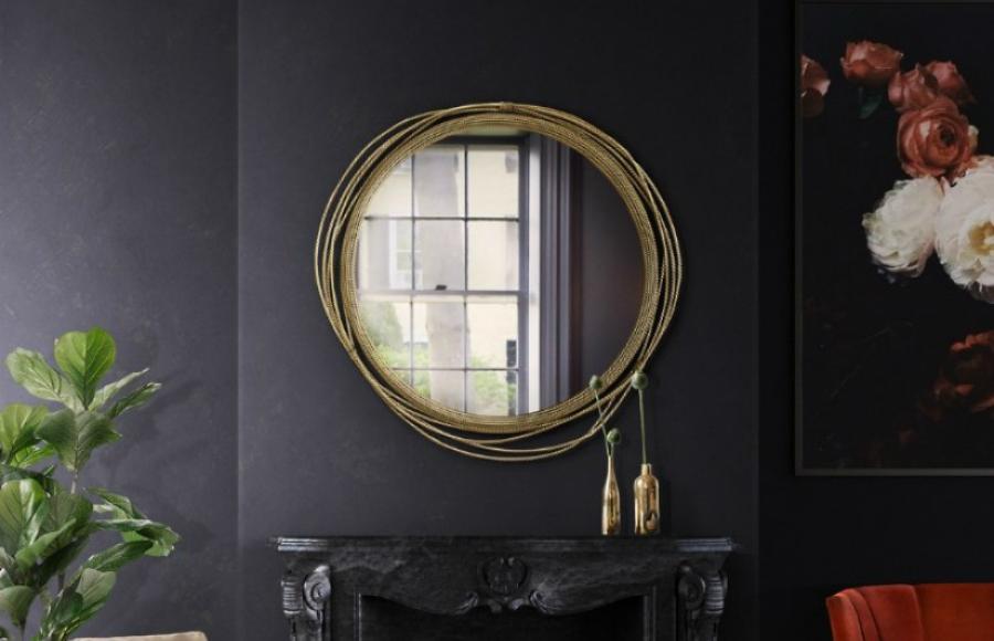 Ces Miroirs Muraux Brabbu sont Tout ce Dont Votre Salon a Besoin Remarkable Wall Mirrors That Add Interest 1