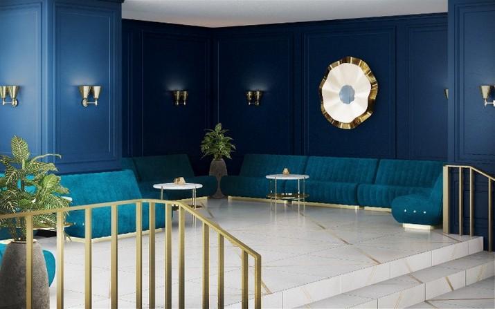 Tendances de Design d'Intérieur: Comment Avoir un Salon du Style Milieu du Siècle Tendances de Design dInt  rieur Comment Avoir un Salon du Style Milieu du Si  cle 2018 6