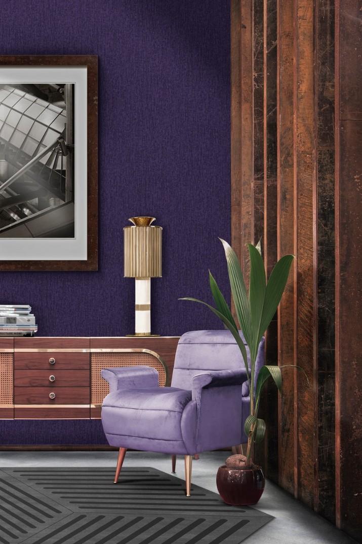 Tendances de Design d'Intérieur: Comment Avoir un Salon du Style Milieu du Siècle Tendances de Design dInt  rieur Comment Avoir un Salon du Style Milieu du Si  cle 2018 9