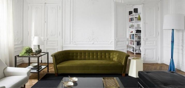 Une Maison Parisienne Éclectique Par Luis Laplace  Une Maison Parisienne Éclectique Par Luis Laplace Une Maison Parisienne   clectique Par Luis Laplace 2