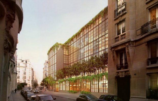 L'hôtel Brach De Paris, Récemment Ouvert, A Été Conçu Par Philippe Starck