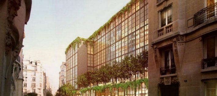 L'hôtel Brach De Paris, Récemment Ouvert, A Été Conçu Par Philippe Starck eeeee 710x315
