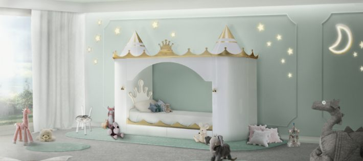 Circu Magical Furniture Réalise une Campagne Extraordinaire pour Halloween 2018 kings and queens castle circu magical furniture 2 710x315