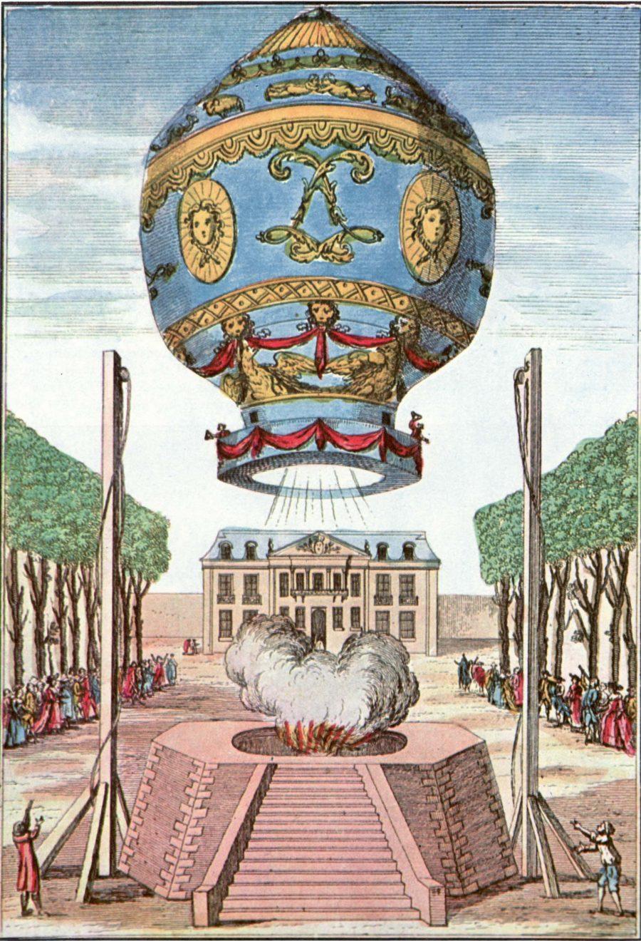 andrée putman Andrée Putman : Madame Design ! Ballon montgolfier