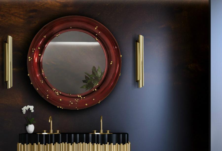 Superbes Miroirs Muraux pour Votre Salon Belize Mirror