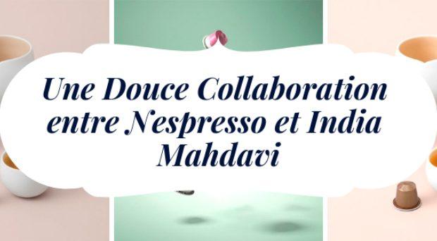 Une Douce Collaboration entre Nespresso et India Mahdavi  Une Douce Collaboration entre Nespresso et India Mahdavi D  couvrez la Magie de l  clairage    lEquip Hotel 2018 6 620x342