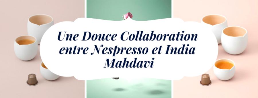 Une Douce Collaboration entre Nespresso et India Mahdavi D  couvrez la Magie de l  clairage    lEquip Hotel 2018 6