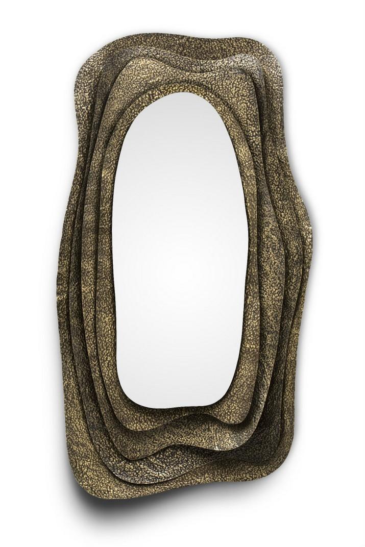 Superbes Miroirs Muraux pour Votre Salon  Superbes Miroirs Muraux pour Votre Salon Superbes Miroirs Muraux pour Votre Salon 17