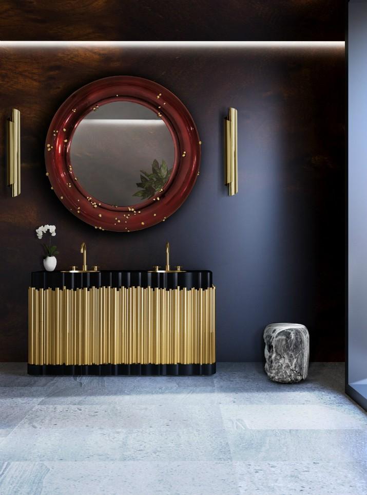 Superbes Miroirs Muraux pour Votre Salon Superbes Miroirs Muraux pour Votre Salon 2