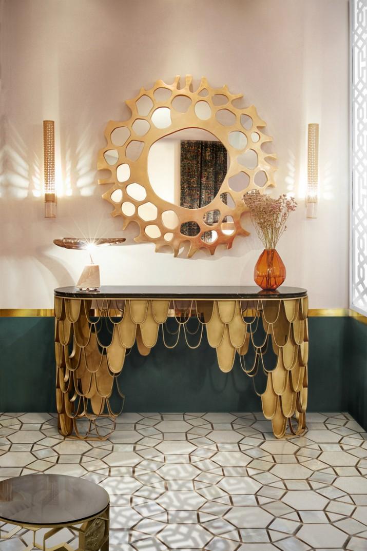 Superbes Miroirs Muraux pour Votre Salon  Superbes Miroirs Muraux pour Votre Salon Superbes Miroirs Muraux pour Votre Salon 8