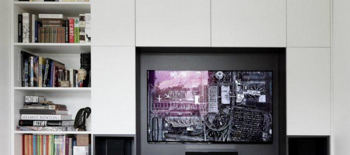 Découvrez le Design Moderne de ce Loft par Stephanie Kasel project photos 5bac59850e Stephanie Kasel Interiors Stormtrooper CAB1LR1 710x315