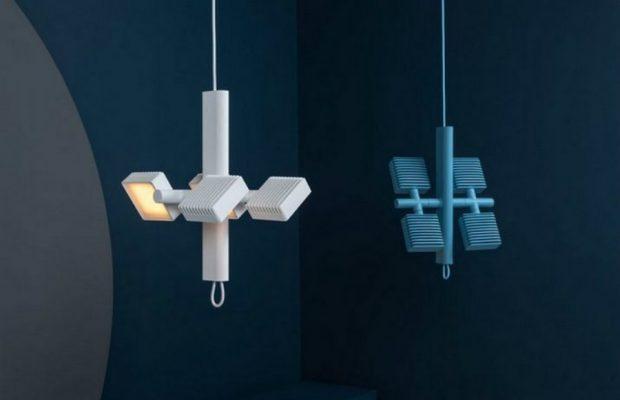 Laissez-vous Fasciner par un Design d'Éclairage Industriel par le Studio Scmp