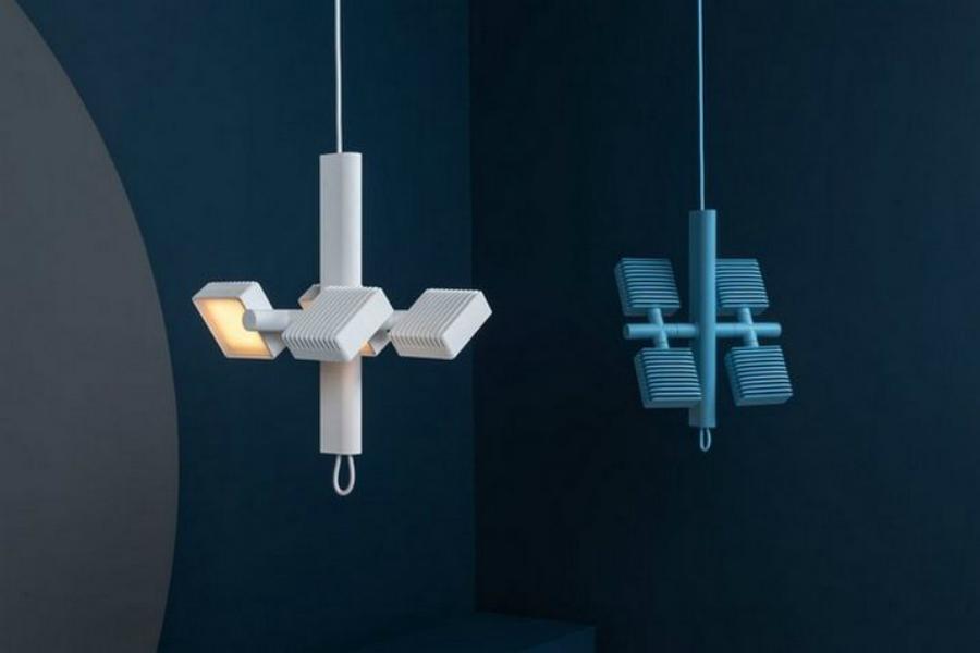 Laissez-vous Fasciner par un Design d'Éclairage Industriel par le Studio Scmp tttt