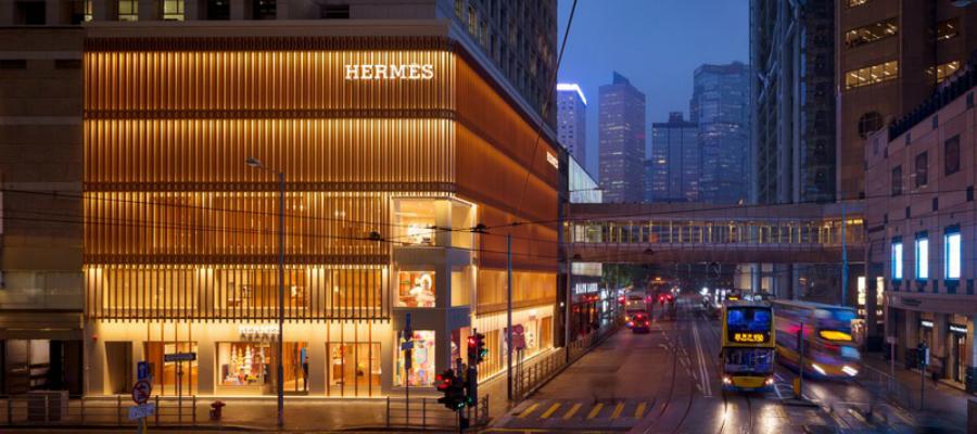 Hong Kong Accueille le Nouveau Magasin Hermés par Studio RDAI tttttttttttttttttttt