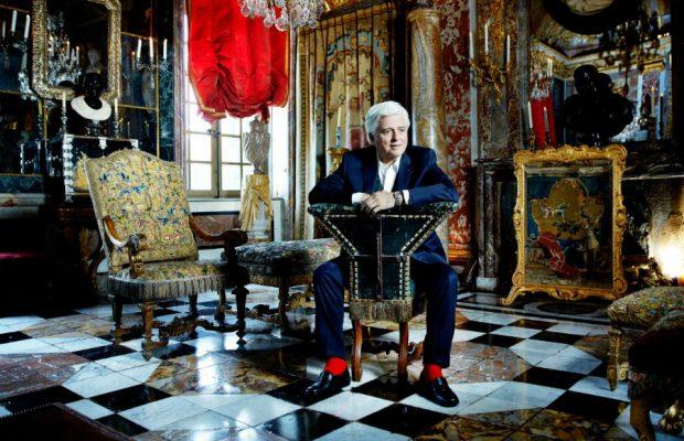 Jacques Garcia – un Contributeur Visionnaire à l'Industrie de l'Accueil