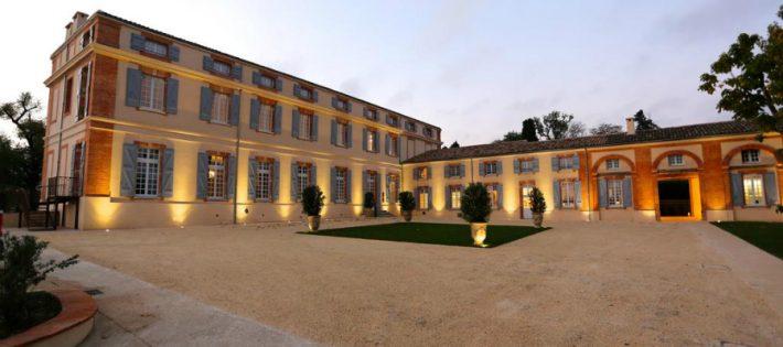 Le Château de Drudas à Toulouse a Subi un Remaniement Brillant et Luxueux 116866866 710x315