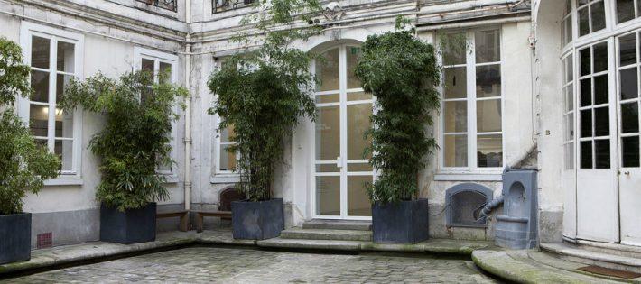 Les Meilleures Galeries D'Art À Paris À Visiter – Part 1 1200px Galerie Kamel mennour paris 710x315