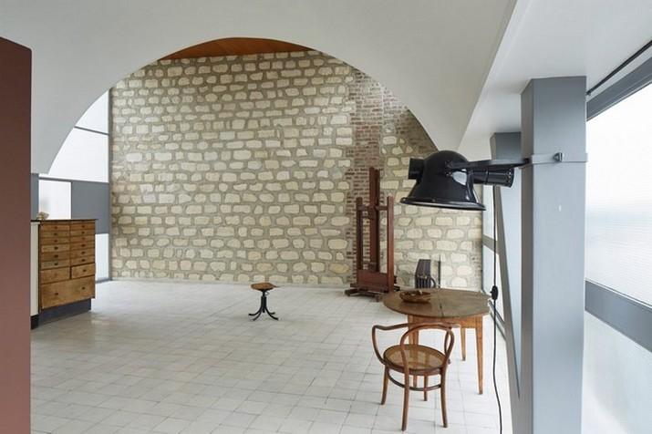 L'Ancien Appartement Parisien de Le Corbusier Rouvre au Public  L'Ancien Appartement Parisien de Le Corbusier Rouvre au Public LAncien Appartement Parisien de Le Corbusier Rouvre au Public 2