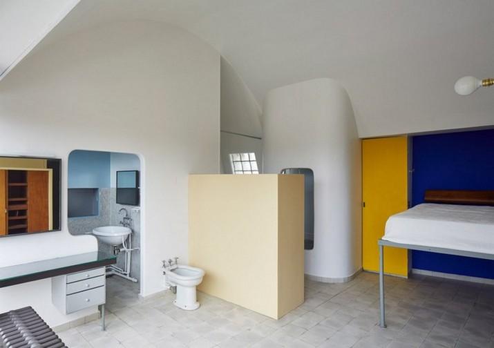 L'Ancien Appartement Parisien de Le Corbusier Rouvre au Public  L'Ancien Appartement Parisien de Le Corbusier Rouvre au Public LAncien Appartement Parisien de Le Corbusier Rouvre au Public 3