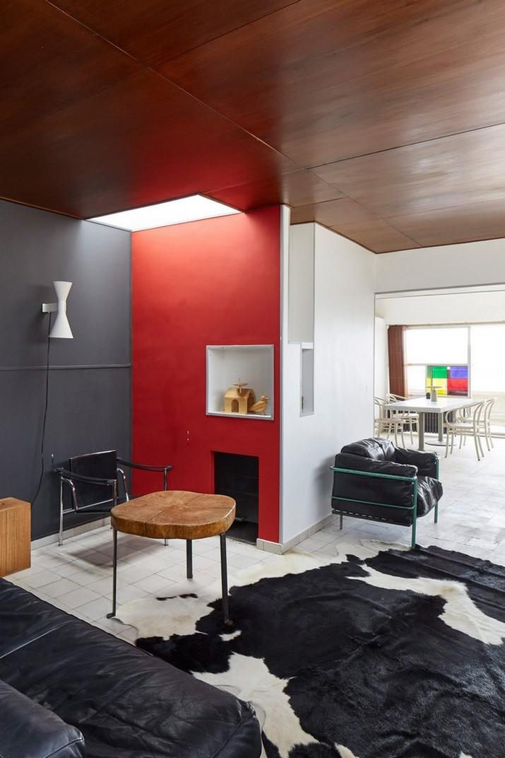 L'Ancien Appartement Parisien de Le Corbusier Rouvre au Public  L'Ancien Appartement Parisien de Le Corbusier Rouvre au Public LAncien Appartement Parisien de Le Corbusier Rouvre au Public 4
