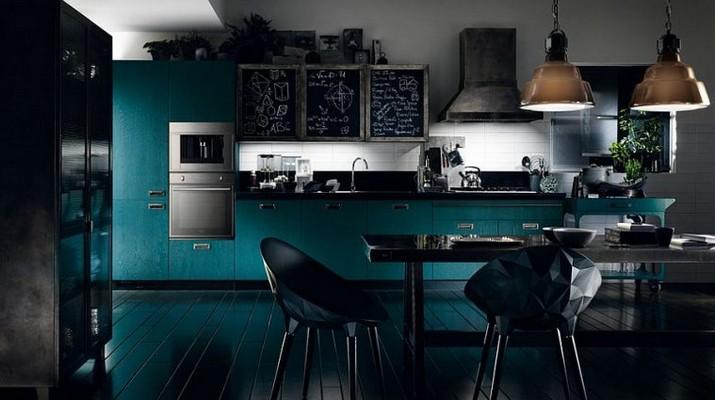Le Design Incroyable d'une Cuisine de Style Industriel !  Le Design Incroyable d'une Cuisine de Style Industriel ! Le Design Incroyable dune Cuisine de Style Industriel 1